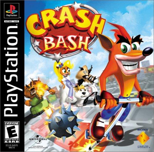 Crash bash ps1 скачать торрент